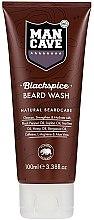 Parfémy, Parfumerie, kosmetika Čisticí prostředek na vousy - Man Cave Blackspice Beard Wash