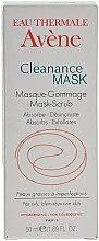Parfémy, Parfumerie, kosmetika Maska-gomáže absorbent pro hluboké čištění problématické pleti - Avene Exfoliating Absorbing Cleanance Mask-Scrub