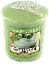 Parfémy, Parfumerie, kosmetika Aromatická svíčka - Yankee Candle Vanilla Lime