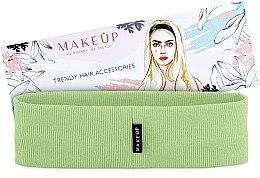 Parfémy, Parfumerie, kosmetika Čelenka na vlasy, světle zelená, Be Beauty - MakeUp