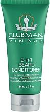 Parfémy, Parfumerie, kosmetika Krém-kondicionér na vousy - Clubman Pinaud 2-in-1 Beard Conditioner
