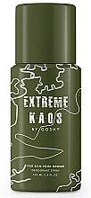 Parfémy, Parfumerie, kosmetika Gosh Extreme Kaos For Men - Deodorant ve spreji