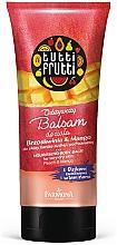 "Parfémy, Parfumerie, kosmetika Balzám na tělo ""Broskev a Mango"" - Farmona Tutti Frutti Nourishing Body Balm Peach & Mango"