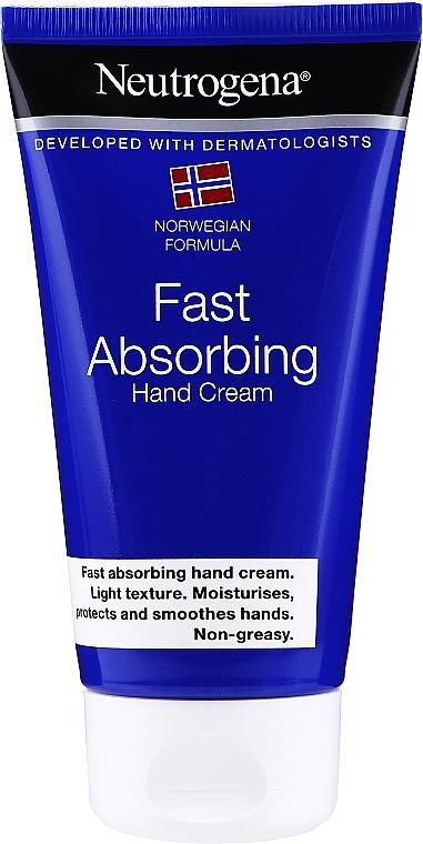Krém na ruce - Neutrogena Fast Absorbing Hand Cream