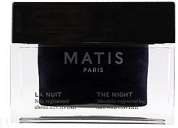 Parfémy, Parfumerie, kosmetika Revitalizační noční gel na obličej - Matis Reponse Caviar The Night