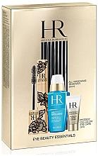 Parfémy, Parfumerie, kosmetika Sada - Helena Rubinstein Lash Queen Sexy Blacks Mascara (mascara/6.9ml + lot/50 ml + eye/care/3ml)