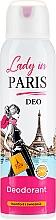 Parfémy, Parfumerie, kosmetika Deodorant - Lady In Paris Deodorant