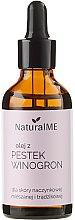 Parfémy, Parfumerie, kosmetika Olej z hroznových semen - NaturalME