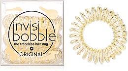 Parfémy, Parfumerie, kosmetika Gumička do vlasů - Invisibobble Original You`re Golden