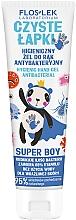 Parfémy, Parfumerie, kosmetika Antibakteriální gel na ruce - Floslek Super Boy Hygienic Antibacterial Hand Gel