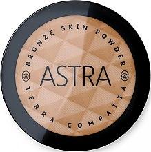 Parfémy, Parfumerie, kosmetika Bronzující pudr na obličej - Astra Make-Up Bronze Skin Powder