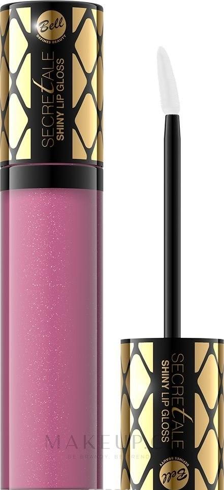 Lesk na rty - Bell Secretale Shiny Lip Gloss — foto 04