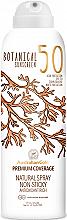 Parfémy, Parfumerie, kosmetika Sprej na opalování - Australian Gold Botanical Premium Coverage Natural Spray Spf50