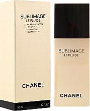 Parfémy, Parfumerie, kosmetika Základní a regenerační fluid - Chanel Sublimage Le Fluide Ultimate Skin Regenerating