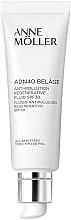 Parfémy, Parfumerie, kosmetika Anti-age pleťový fluid - Anne Moller Concealers & Correctors Anti-pollution Regenerative Fluid Spf30