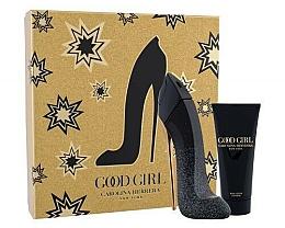 Parfémy, Parfumerie, kosmetika Carolina Herrera Good Girl Supreme - Sada (edp/80ml+ b/lot/100ml)