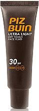 Parfémy, Parfumerie, kosmetika Fluid na obličej - Piz Buin Ultra Light Dry Touch SPF30
