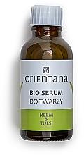 Parfémy, Parfumerie, kosmetika Sérum na obličej s olejem Neem a Tulsi - Orientana Bio Serum For Face