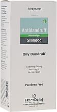 Parfémy, Parfumerie, kosmetika Šampon proti lupům pro mastné vlasy - Frezyderm Antidandruff Shampoo