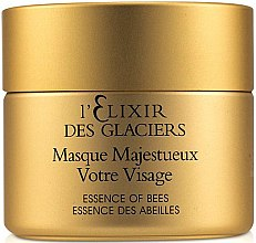"Parfémy, Parfumerie, kosmetika Elixír ledovců drahocenná maska ""Vaše tvář"" - Valmont L'elixir Des Glaciers Masque Majestueux Votre Visage"