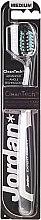 Parfémy, Parfumerie, kosmetika Zubní kartáček Expert Clean, střední, černý s šedým - Jordan Expert Clean Medium