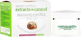 Parfémy, Parfumerie, kosmetika Sérum na obličej se šnekovým mucinem - Instituto Espanol Snail Serum Extract