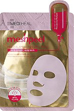 Parfémy, Parfumerie, kosmetika Obličejová maska s růžovým jílem - Mediheal Meshpeel Mask Pink Calamine