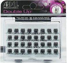Parfémy, Parfumerie, kosmetika Umělé řasy v trsech - Ardell Double Double Up Lashes Long Black