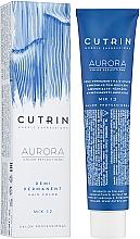 Parfémy, Parfumerie, kosmetika Barvivo na vlasy bez amoniaku - Cutrin Aurora Demi Color