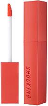 Parfémy, Parfumerie, kosmetika Dlouhotrvající matný tint na rty - Tony Moly The Shocking Lip Blur