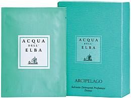 Parfémy, Parfumerie, kosmetika Acqua dell Elba Arcipelago Women - Vlhčené ubrousky