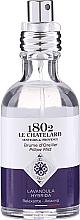 Parfémy, Parfumerie, kosmetika Zklidňující aroma sprej pro zdravý sen - Le Chatelard 1802 Spray Lavanda