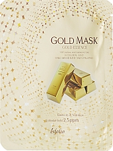 Parfémy, Parfumerie, kosmetika Látková maska se zlatem - Esfolio Gold Essence Mask