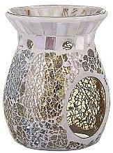 Parfémy, Parfumerie, kosmetika Arolampa - Yankee Candle Wax Burner Gold & Pearl