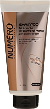 Parfémy, Parfumerie, kosmetika Šampon s avokádovým olejem a máslem z karité - Brelil Numero Nourishing Shampoo With Shea Butter