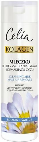 Odličovací mléko na oči a obličej - Celia Collagen Makeup Remover Milk