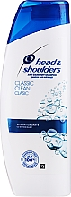 Parfémy, Parfumerie, kosmetika Šampon na vlasy - Head & Shoulders Classic Clean Shampoo