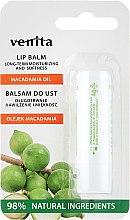 Parfémy, Parfumerie, kosmetika Balzám na rty Olej Macadamia - Venita Lip Balm Macadamia Oil
