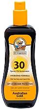 Parfémy, Parfumerie, kosmetika Opalovací sprej - Australian Gold Spray Oil Hydrating Formula SPF30