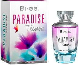 Parfémy, Parfumerie, kosmetika Bi-es Paradise Flowers - Parfémovaná voda (mini)