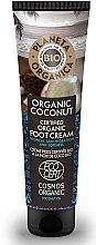 Parfémy, Parfumerie, kosmetika Hydratační krém na nohy - Planeta Organica Organic Coconut Foot Cream