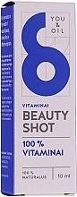 Parfémy, Parfumerie, kosmetika Vitamínové pleťové sérum - You & Oil Beauty Shot Vitamins Serum