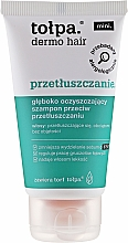 Parfémy, Parfumerie, kosmetika Šampon pro mastné vlasy - Tolpa Dermo Hair Deep Cleansing Shampoo