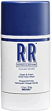 Parfémy, Parfumerie, kosmetika Čisticí tyčinka na obličej - Reuzel Refresh & Restore Clean & Fresh Solid Face Wash Stick