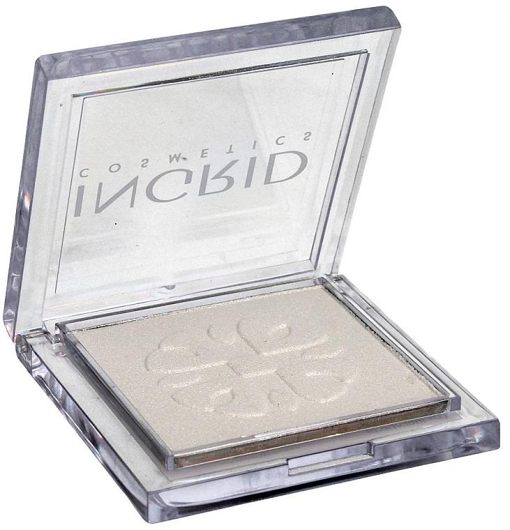 Rozjasňovač na obličej - Ingrid Cosmetics Candy Boom Frozen Sugar Highlighter Powder