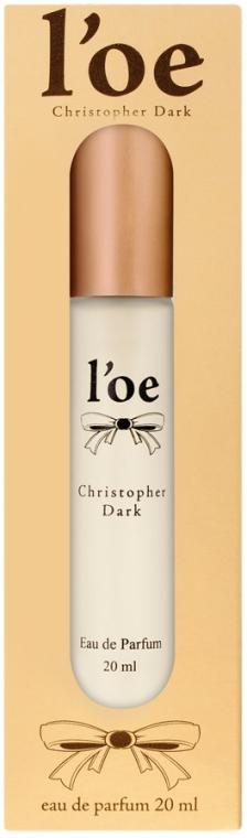 Christopher Dark L'oe - Parfémovaná voda (mini)