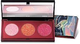 Parfémy, Parfumerie, kosmetika Paleta očních stínů - Nabla Glimmer Light Multi-Reflective Illuminating Pallette