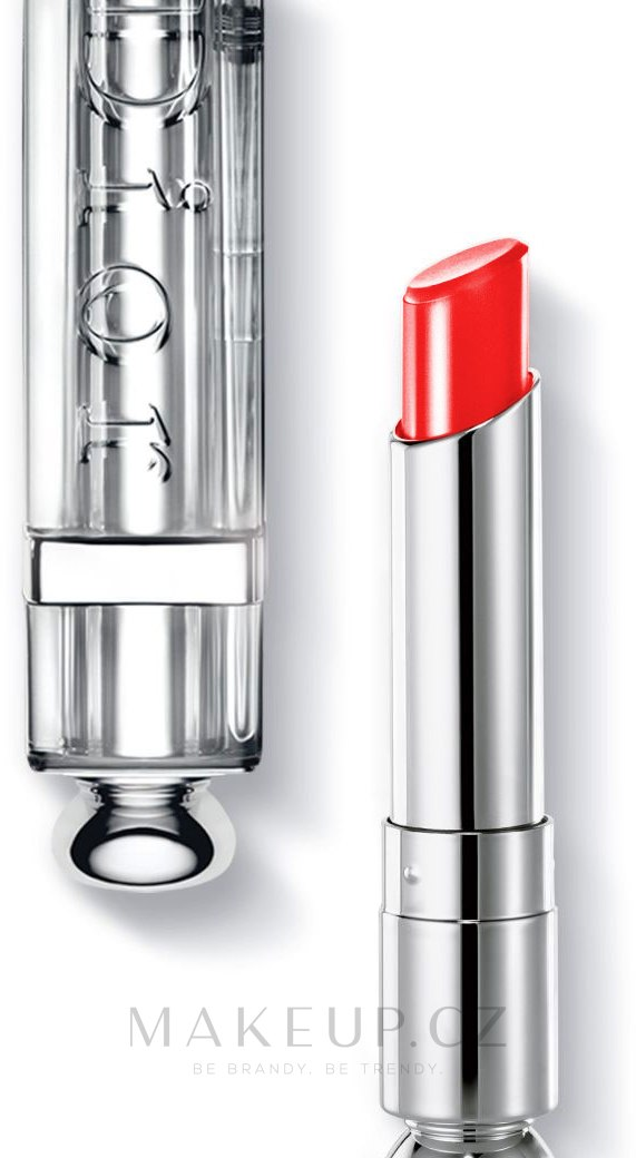 Rtěnka - Dior Addict Lipstick Hydra Gel Core Mirror Shine — foto 639 - Riviera