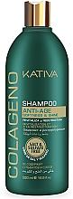 Parfémy, Parfumerie, kosmetika Kolagenový regenarační šampon - Kativa Colageno Shampoo