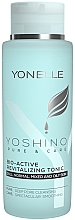 Parfémy, Parfumerie, kosmetika Obnovující tonikum na obličej - Yonelle Yoshino Pure & Care Bio-Active Revitalizing Tonic